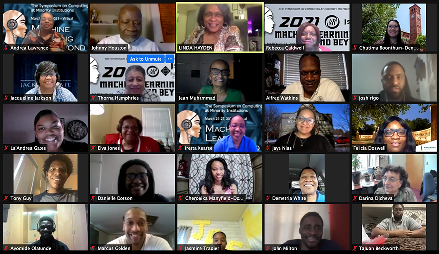 ADMI 2021 Virtual Event